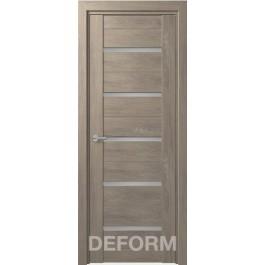 Межкомнатная дверь экошпон DEFORM D11