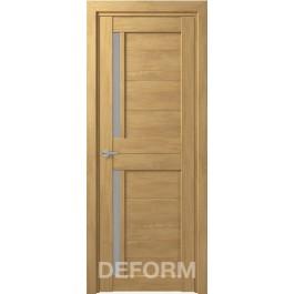 Межкомнатная дверь экошпон DEFORM D17