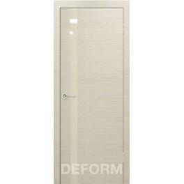 Межкомнатная дверь экошпон DEFORM H2