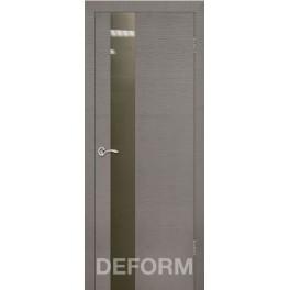 Межкомнатная дверь экошпон DEFORM H3
