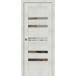Межкомнатная дверь экошпон elPORTA Порта-30 Mirox Grey