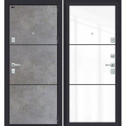 PORTA M П50.П50 (AB-4) (Dark Concrete/Angel) выгодно купить на Minskdveri.by