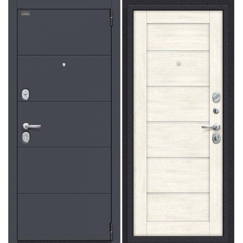 PORTA S4.Л22 (Graphite Pro/Nordic Oak) выгодно купить на Minskdveri.by