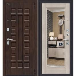 Дверь входная металлическая Эльпорта Porta S 51.П61 Almon 28/Cappuccino Veralinga