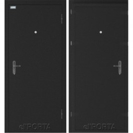 Дверь входная металлическая Эльпорта Ультра Плюс (антик серебро)