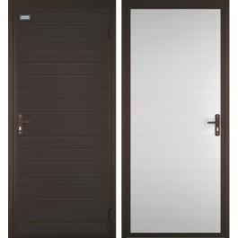 Дверь входная металлическая Эльпорта Миллениум (антик медь/цинк)