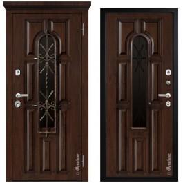 Дверь входная Металюкс  CМ-60