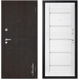 Дверь входная Металюкс  М-323