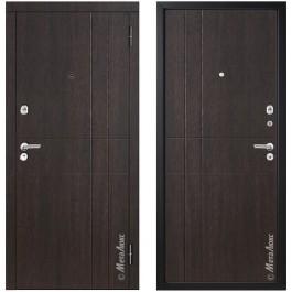 Дверь входная Металюкс  М-351