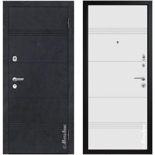 Дверь входная Металюкс  М-397