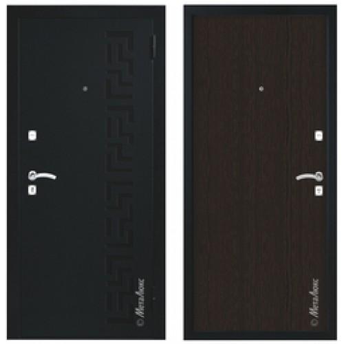 Дверь входная Металюкс  М-100
