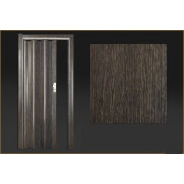 Дверь гармошка венге