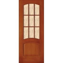 Дверь межкомнатная Халес Капри-3 до тон