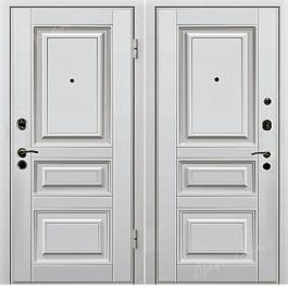 Дверь входная Металюр М-11 белая