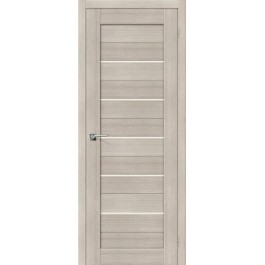 Межкомнатная дверь Портас S 22 лиственница крем