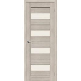 Межкомнатная дверь Портас S 23 лиственница крем