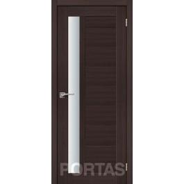 Межкомнатная дверь Портас S 28 орех шоколад