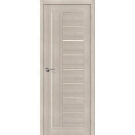 Межкомнатная дверь Портас S 29 лиственница крем