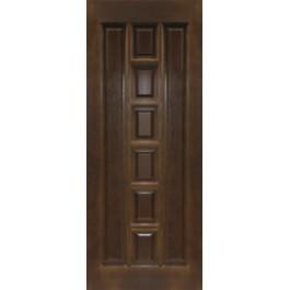 Межкомнатная дверь из массива Поставы №11 дг