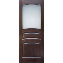 Межкомнатная дверь из массива Поставы №16 до