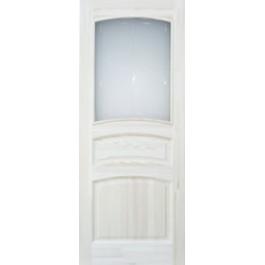 Межкомнатная дверь из массива Поставы №16 до неокр.