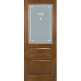 Межкомнатная дверь из массива Поставы №5 до