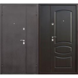 Дверь входная Йошкар венге, 2 створки