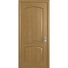 Межкомнатная дверь Юркас Капри 3 дг дуб натуральный