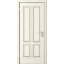 Межкомнатная дверь Юркас Плимут дг слоновая кость