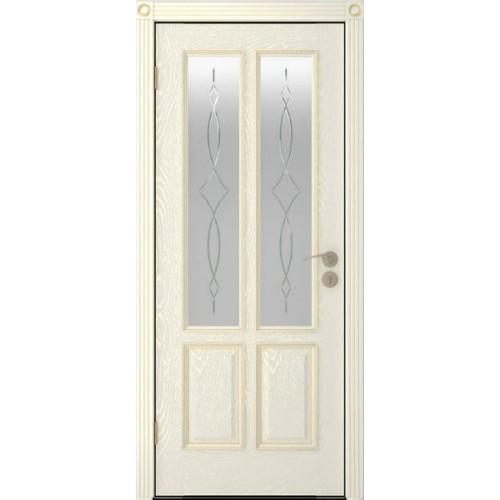 Межкомнатная дверь Юркас Плимут до эмаль крем