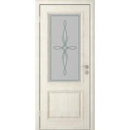 Межкомнатная дверь Юркас Шервуд 2 до слоновая кость