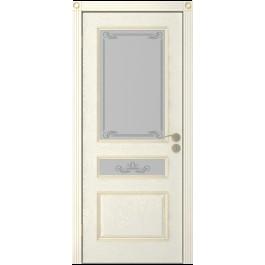 Межкомнатная дверь Юркас Вена до эмаль крем