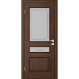 Межкомнатная дверь Юркас Вена до каштан