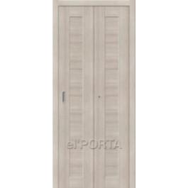 Складная дверь экошпон elPORTA ПОРТА-21