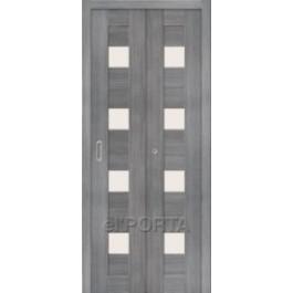 Складная дверь экошпон elPORTA ПОРТА-23