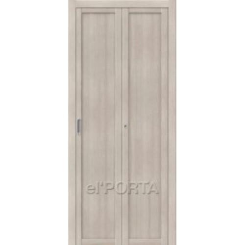 Складная дверь экошпон elPORTA ТВИГГИ-М1