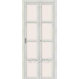 Складная дверь экошпон elPORTA ТВИГГИ-V4