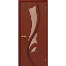 Межкомнатная дверь шпон файн-лайн elPORTA ЭКСКЛЮЗИВ до