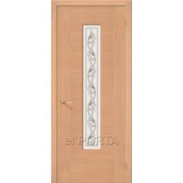 Межкомнатная дверь шпон файн-лайн elPORTA РОНДО до