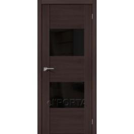 Межкомнатная дверь экошпон elPORTA VG2 Black Star