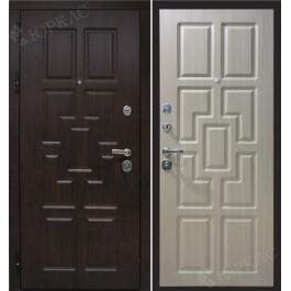 Дверь входная Юрсталь Квадро